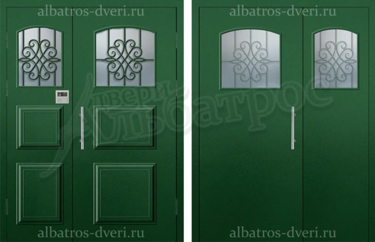 Входная металлическая дверь 06-96