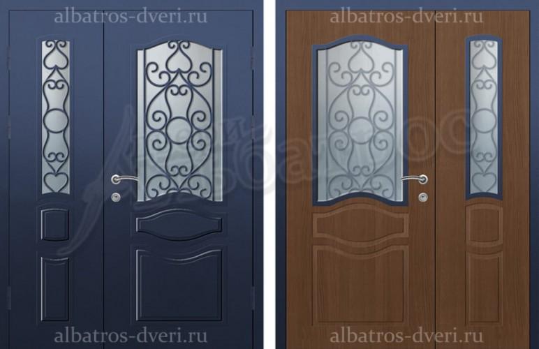 Входная металлическая дверь 06-97