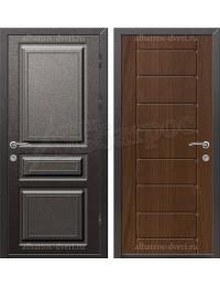 Входная металлофиленчатая дверь МФ-003