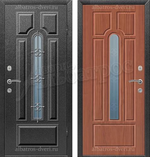 Входная металлическая дверь 03-28