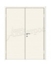 Двухстворчатая металлическая дверь 03-73