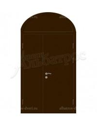 Входная металлическая дверь 03-87