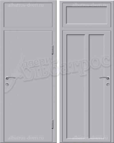 Входная металлическая нестандартная дверь 03-70
