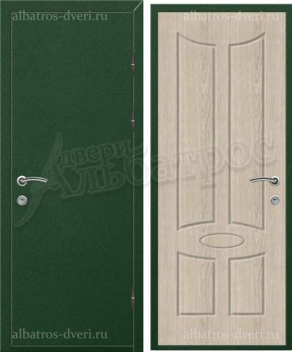 Входная металлическая нестандартная дверь 03-92