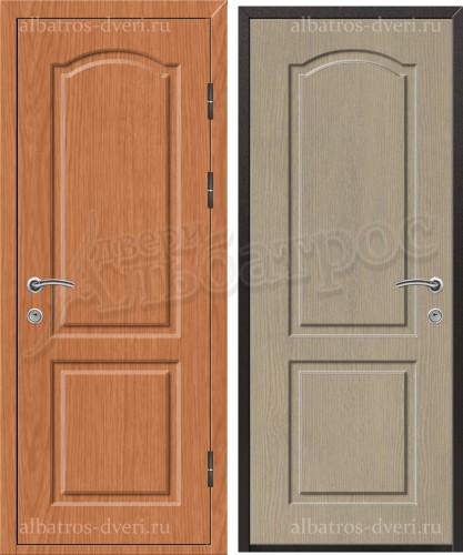 Входная металлическая нестандартная дверь 03-93