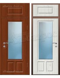 Входная металлическая нестандартная дверь - НД-008