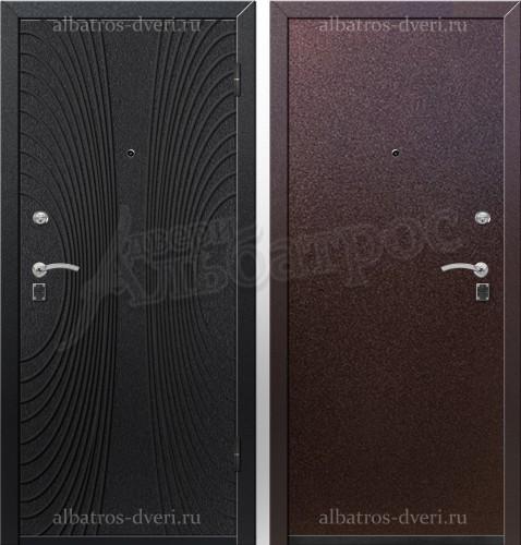Входная металлическая дверь модель 00-16