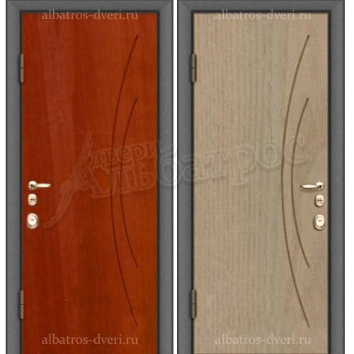 Входная металлическая дверь модель МДФ F25