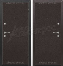 Входная металлическая дверь 00-97