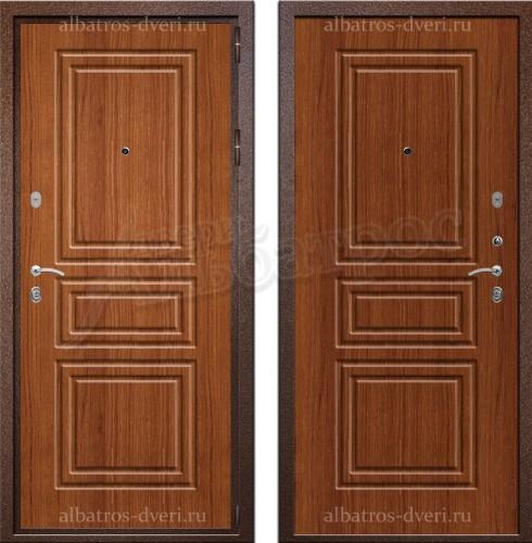 Входная металлическая дверь модель 00-68