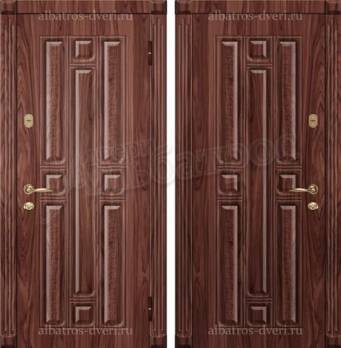 Входная металлическая дверь модель 00-96