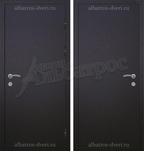 Входная дверь с порошковым покрытием Шагрень 06-73