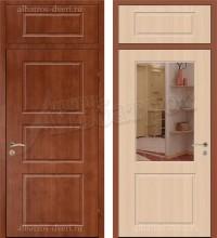 Входная металлическая дверь 05-97