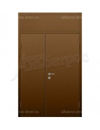 Входная металлическая дверь 06-18