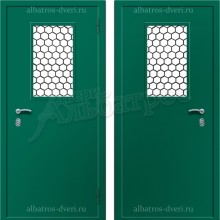 Входная металлическая дверь 00-29