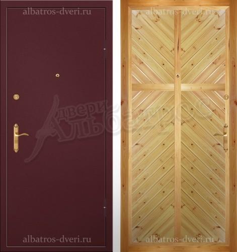 Входная металлическая дверь модель 00-52