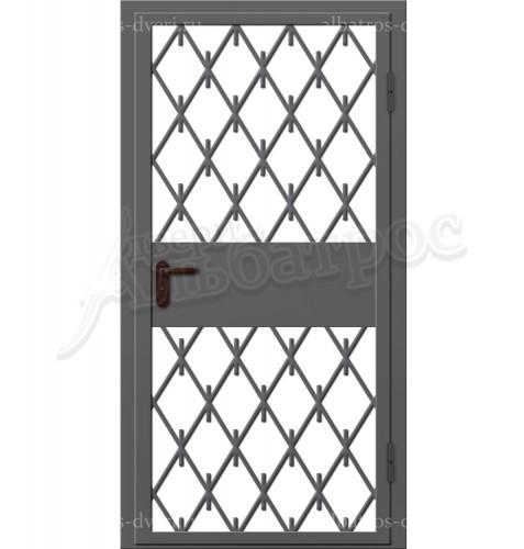 Входная металлическая дверь 00-58