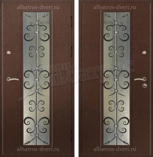Входная металлическая дверь 00-35