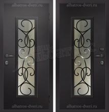 Входная металлическая дверь 00-36
