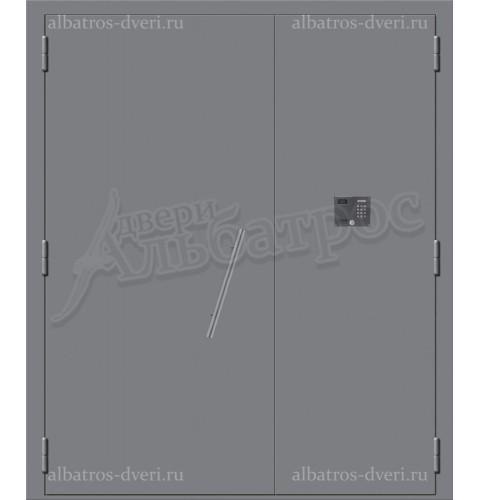 Входная металлическая дверь 00-42