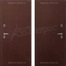 Входная металлическая дверь 00-47