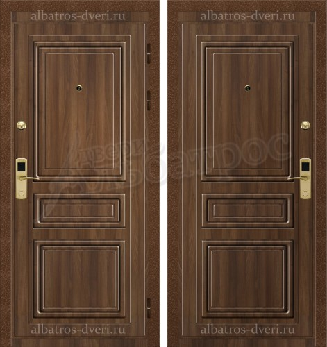 Входная металлическая дверь 00-86
