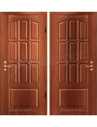 Входная металлическая дверь 00-87