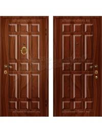 Входная металлическая дверь 00-88