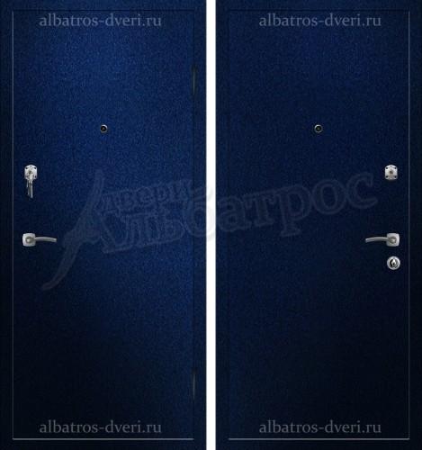 Металлическая, взломостойкая дверь с повышенной шумоизоляцией и теплоизоляцией - Модель 526