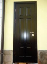 Входная металлическая дверь 05-45