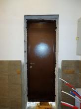 Входная металлическая дверь 05-46