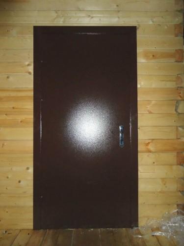 Входная металлическая дверь 05-50