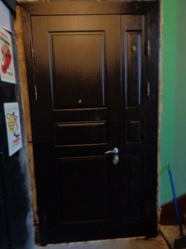 Входная металлическая дверь 05-52