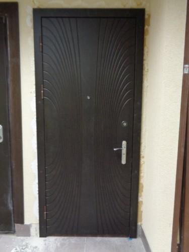 Входная металлическая дверь 05-62