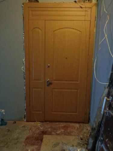 Входная металлическая дверь 05-66