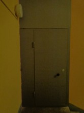 Входная металлическая дверь 05-68