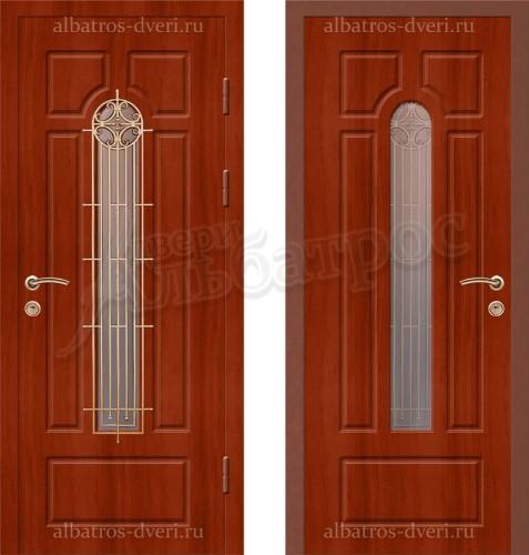 Входная металлическая дверь 05-17