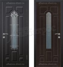 Входная металлическая дверь 05-22