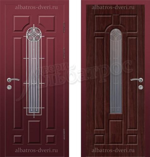 Входная металлическая дверь 05-02