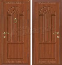 Металлическая дверь в коттедж, модель 11-001