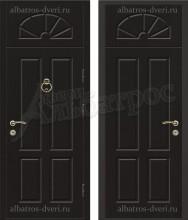 Металлическая дверь в коттедж, модель 11-005