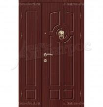 Металлическая дверь в коттедж, модель 11-002