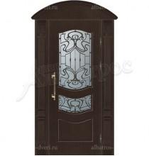Металлическая дверь в коттедж, модель 11-003