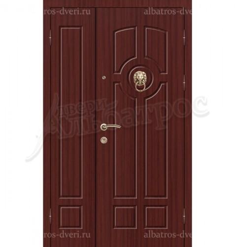 Уличная металлическая дверь, модель 12-002
