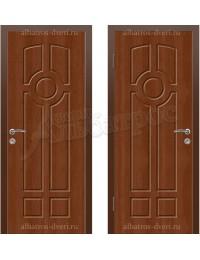 Входная металлическая дверь 04-27