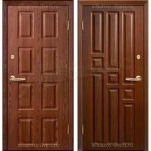 Входная металлическая дверь 02-71