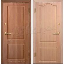 Входная металлическая дверь 02-72